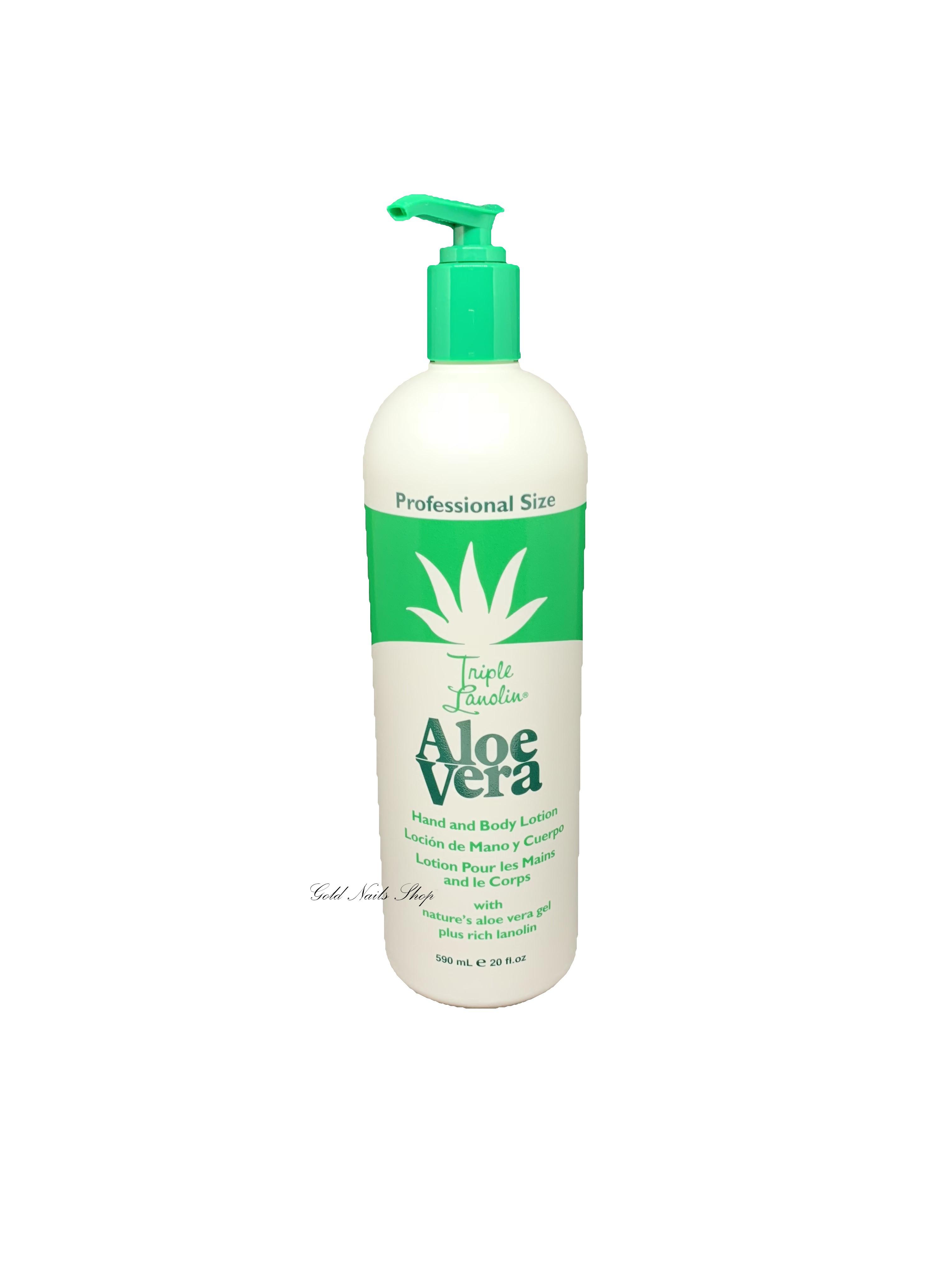 Aloe Vera Lotion 590 ml