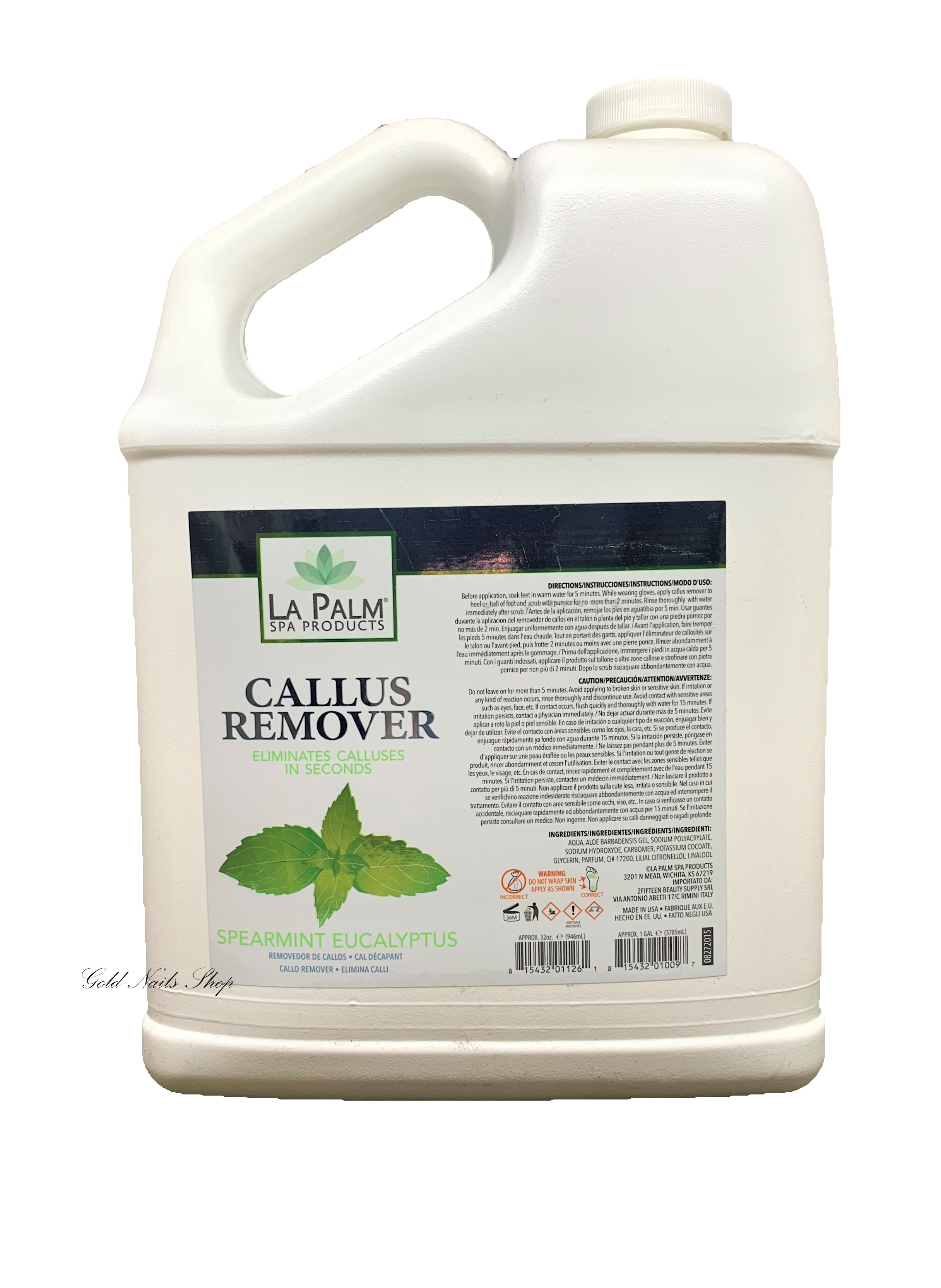 Callus Remover 1 Gallon