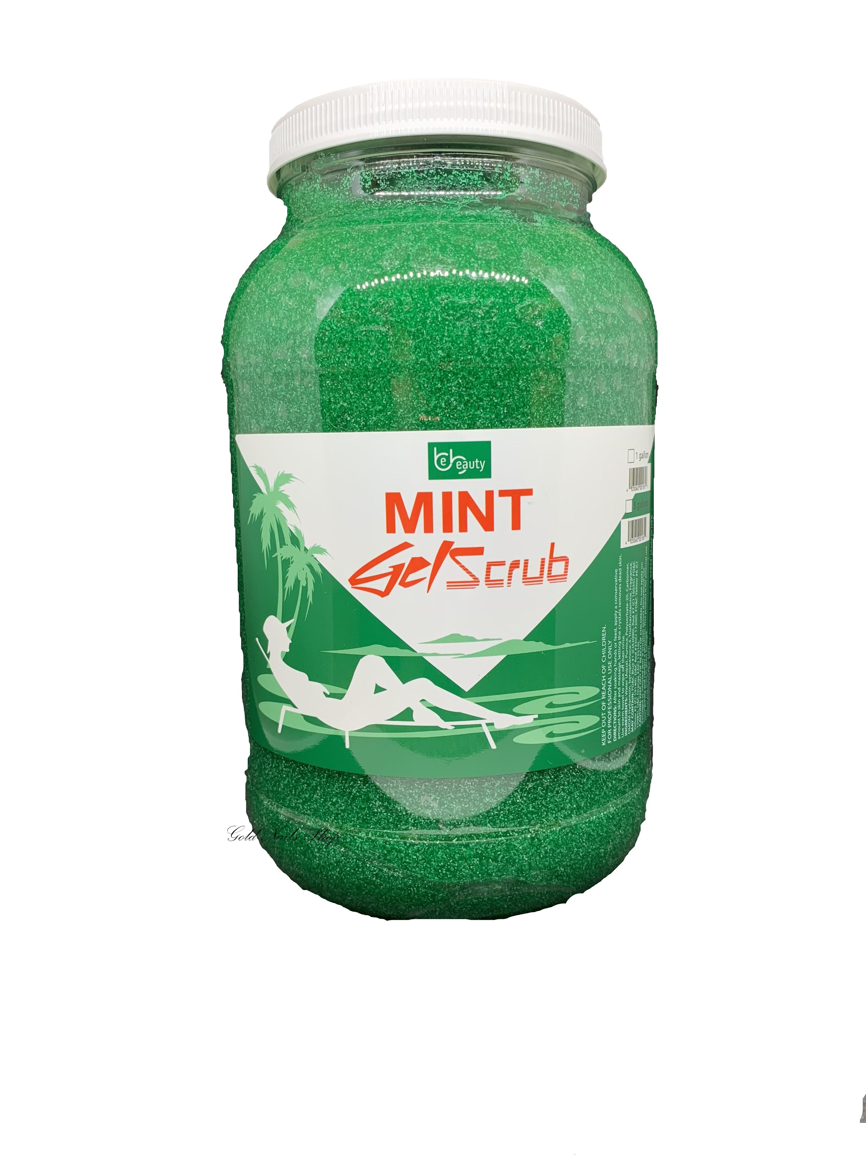 Mint Gel Scrub