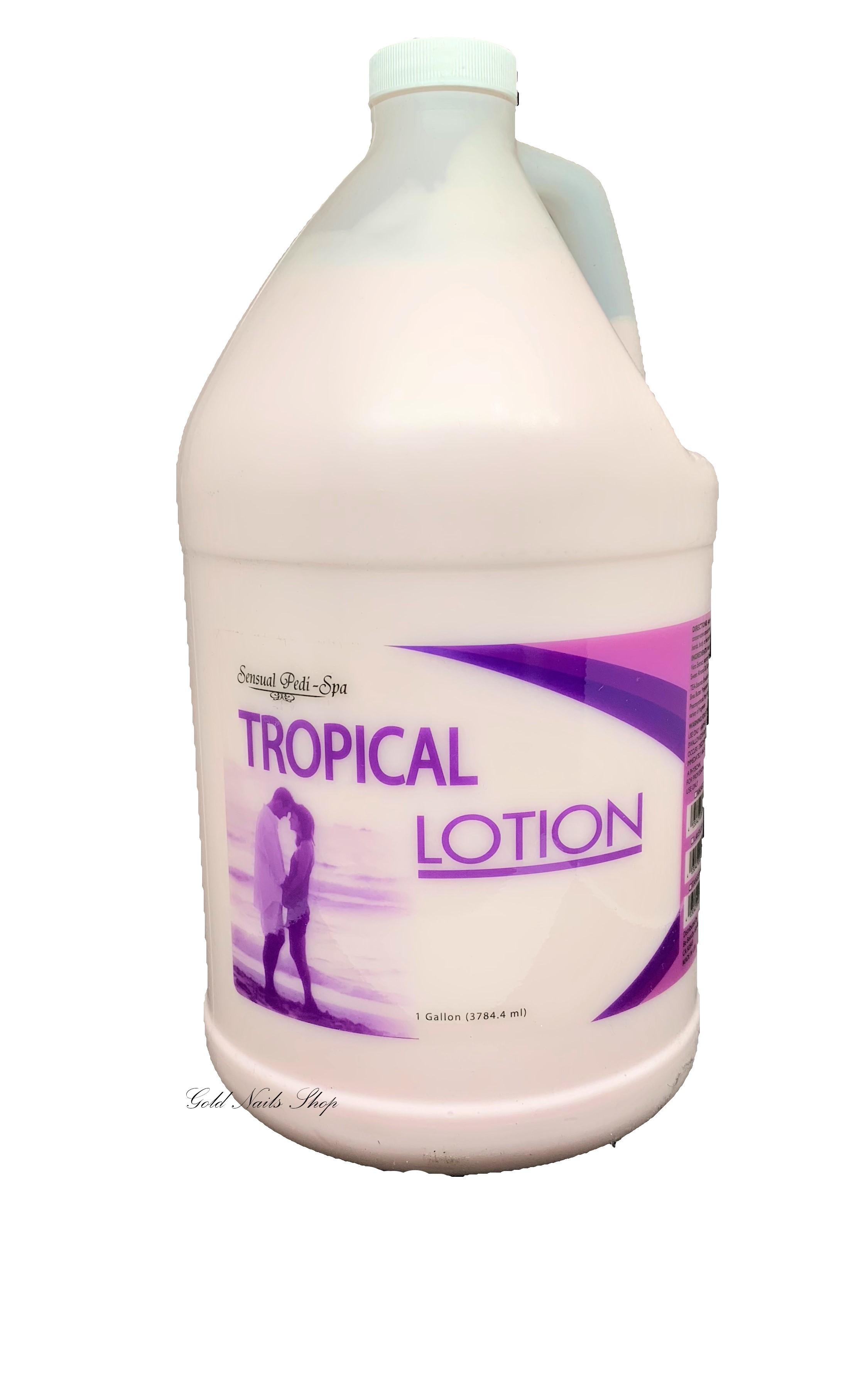 Tropical Lotion – Gallon